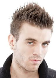 goodlooking men with cropped hair swanky short hairstyles for men