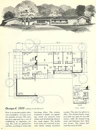 Mid Century House Plans 1803 Best Mid Century Homes Images On Pinterest Vintage Houses