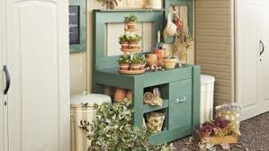 Hobby Bench Plans 25 Free Garden Shed Plans