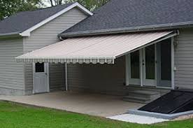 Electric Awning For House Modern Awnings