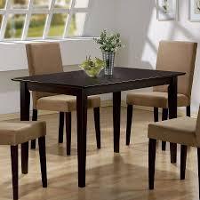 walmart dining room sets coaster company clayton dining table walmart
