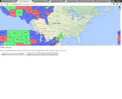 Michigan Google Maps by Javascript Single Tile Wms Layer On Google Maps Api V3 Stack