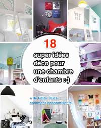 chambres pour enfants 18 idées déco pour une chambre d enfant