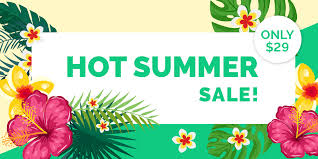 summer sale hot summer sale 2017 every theme is only at 29 yolotheme
