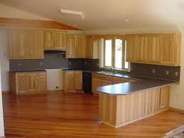 Hickory Kitchen Cabinets Hand Made Hickory Kitchen By Artisan Woodcraft Inc Custommade Com