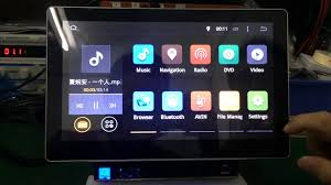 android in dash top quality android 4 4 4 with 10 1 inch in dash car dvd gps