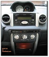 Scion Interior Scion Xa Car Reviews