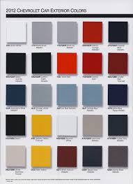 Shades Of Red Color Chart by New Color U0027carlisle Blue U0027 To Make Debut On 2012 Corvettes