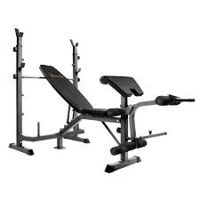 adjustable weight bench incline flat decline home gym w preacher