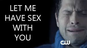 Sex Memes Tumblr - supernatural inappropriate memes dirty jokes