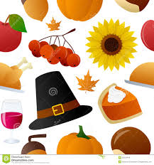 free thanksgiving background images thanksgiving icons seamless pattern royalty free stock images
