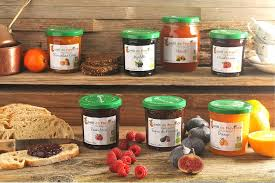 cuisine de provence confit de provence bio organic jams with sugar