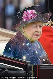 Queen Of England Meme - the green screen queen screams meme what s trending