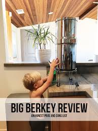 Berkey Water Filter Stand by The Best Water Filter Ever Big Berkey Water Filtration System