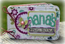 brag book made with heart nana s brag book