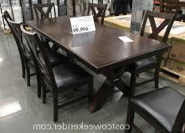 Dining Room Sets Costco Costco Dining Room Sets Costco Bayside Furnishings 9 Dining
