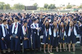 class of 2016 graduation graduation 2016 beckman high turns its seniors into alumni