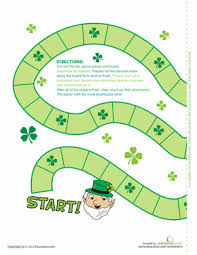2nd grade st patrick u0027s day worksheets u0026 free printables
