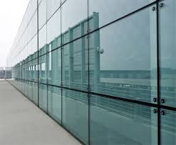 Curtain Walls Represent Industrial Curtain Walls Rooms