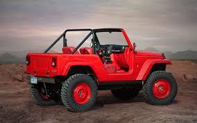 jeep safari white jeep reveals seven crazy concepts for 50th annual easter safari