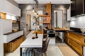 modele de cuisine moderne modèle de cuisine moderne 2017 en photo