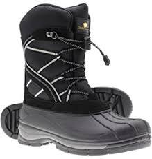 Warm Comfortable Boots Amazon Com Arctic Shield Women U0027s Waterproof Insulated Warm