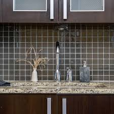 brown kitchen cabinets with backsplash best kitchen backsplash ideas for cabinets family