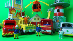 5 firefighter fireman sam emergency vehicles jupiter