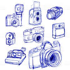 sketches cameras stock photo 476875292 istock