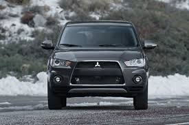 mitsubishi suv 2013 2013 mitsubishi outlander information and photos zombiedrive