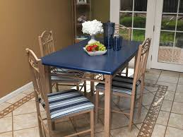 How To Paint A Table Kitchen Painting Kitchen Table And Chairs On Kitchen Intended For