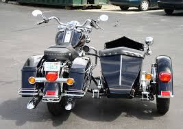 2000 harley davidson road king with detachable 2000 liberty sidecar