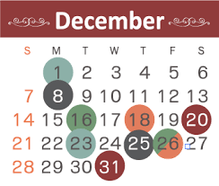 your december marketing checklist business