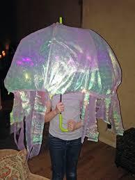 Umbrella Halloween Costume Diy Jellyfish Costume Design Dazzle