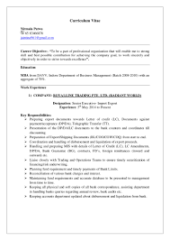 Resume Samples Download For Freshers by Professional Resume Format Download Mba