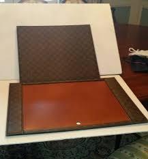 Matching Desk Accessories Desks Leather Desk Writing Mat Cheap Desk Set Office Desk Pads