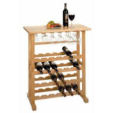 freestanding hanging u0026 wall wine racks in wood metal u0026 wrought