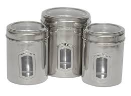 Decorative Dog Food Storage Container - dog food canisters