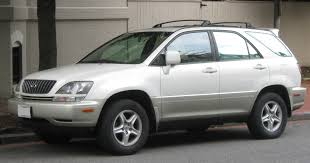 rx300 lexus rx300 the about cars