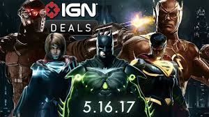 black friday deals amazon ign daily deals 20 off injustice 2 out in 3 days ign