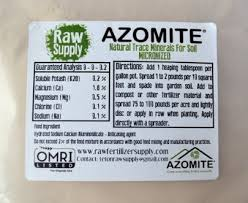 What Is Rock Dust For Gardens Azomite Rock Dust 2lb Migardener