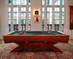 modern billiard table custom made pool table by boykin pearce associates custommade com