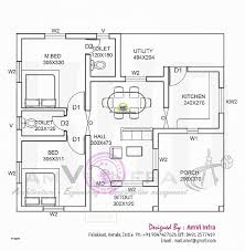 1100 square feet amazing house plan best of house plans under 1100 square feet