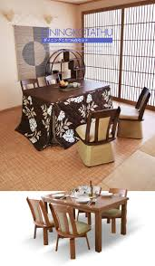 Japanese Dining Room Furniture by Kagunomori Rakuten Global Market Japanese Dining Kotatsu Width