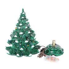 vintage ceramic christmas tree vintage ceramic christmas decor ebth