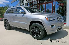 jeep grand cherokee wheels jeep grand cherokee with 20in fuel hostage wheels and nitt flickr
