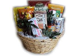 food gift basket organic food gift basket by well baskets gourmet
