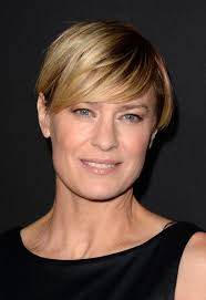house of cards robin wright hairstyle robin wright short cut with bangs short hairstyles lookbook