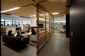 Contemporary The Leo Burnett Office Interior Design By HASSELL - Amazing house interior designs