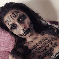 Scary Witch Halloween Costumes 25 Scary Halloween Makeup Ideas Creepy Makeup